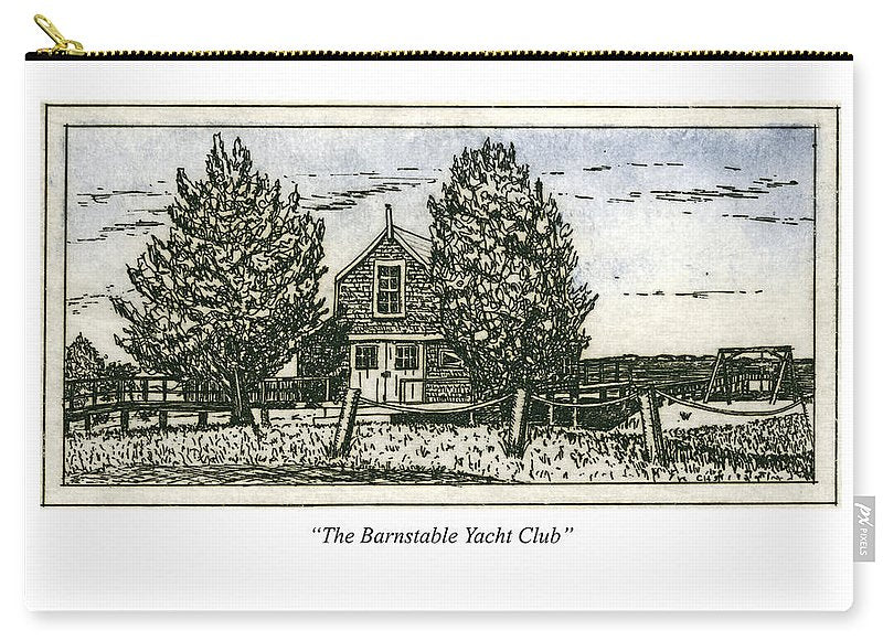 Barnstable Yacht Club - Carry-All Pouch