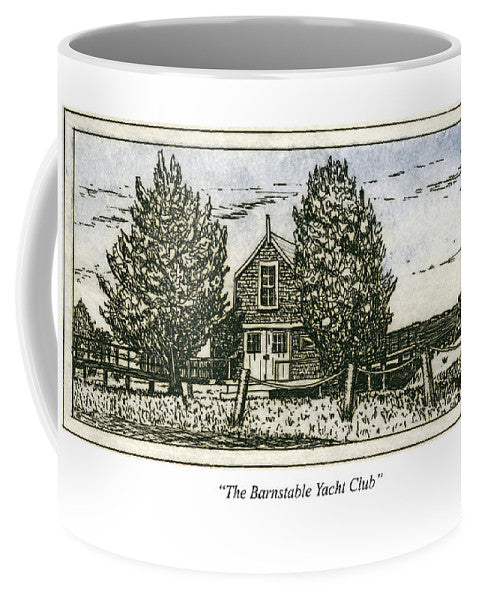 Barnstable Yacht Club - Mug