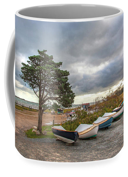 Barnstable Yacht Club Seasons Over - Mug
