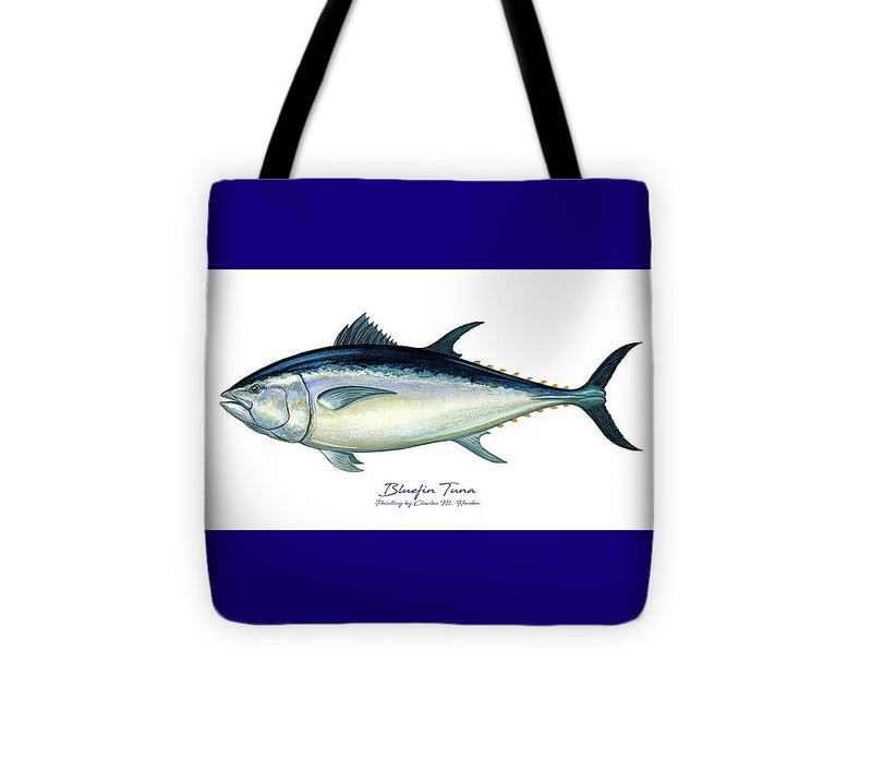 Bluefin Tuna - Tote Bag