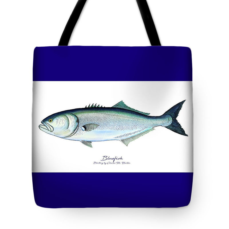 Bluefish - Tote Bag