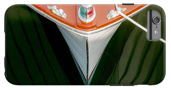 Vintage Boat Mirror Water Reflection - Phone Case