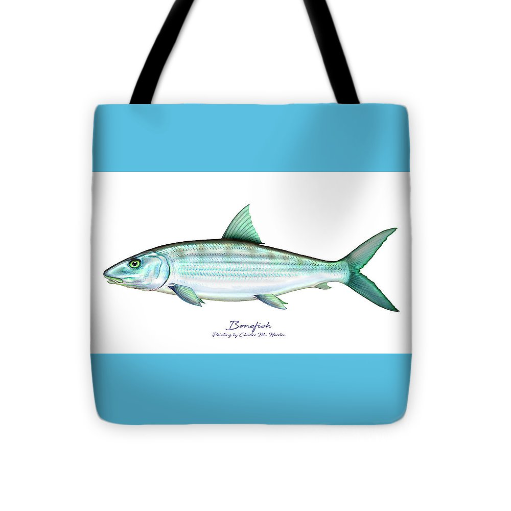 Bonefish - Tote Bag