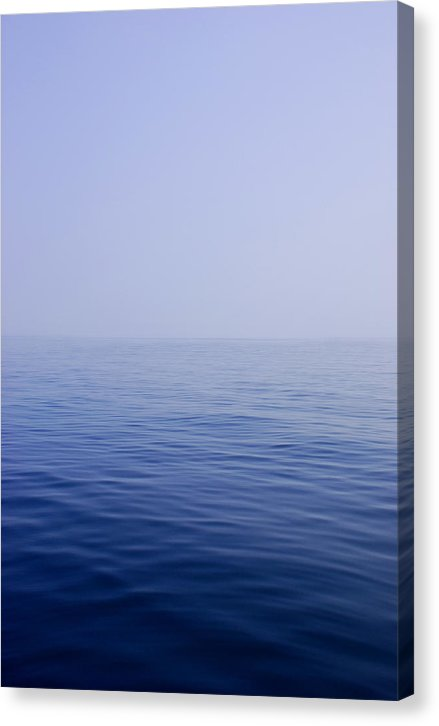 Calm Sea - Canvas Print