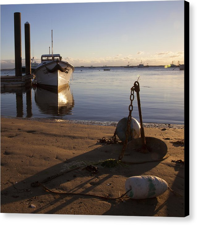 Chatham Sunrise - Canvas Print