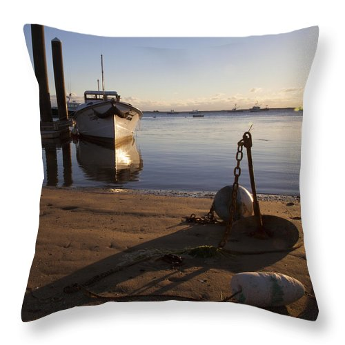 Chatham Sunrise - Throw Pillow
