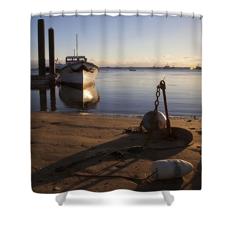 Chatham Sunrise - Shower Curtain
