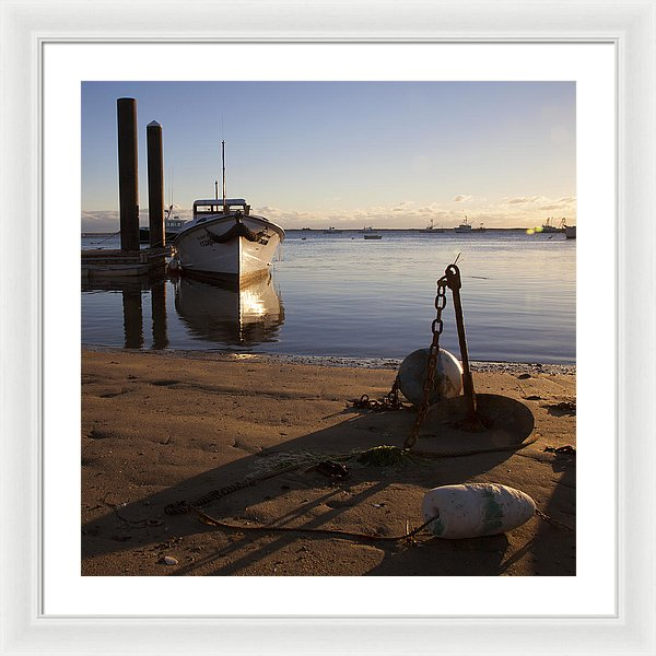 Chatham Sunrise - Framed Print