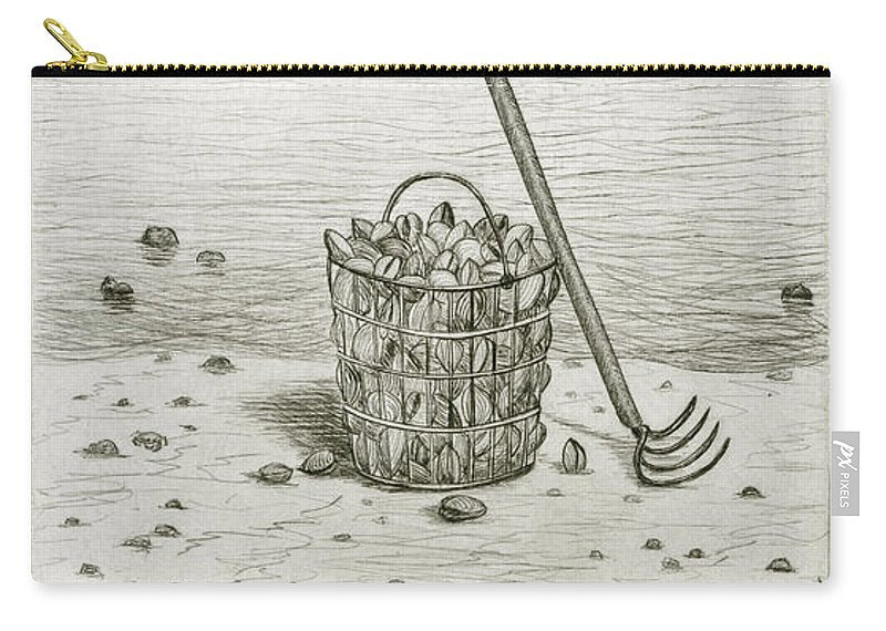Clamming - Carry-All Pouch