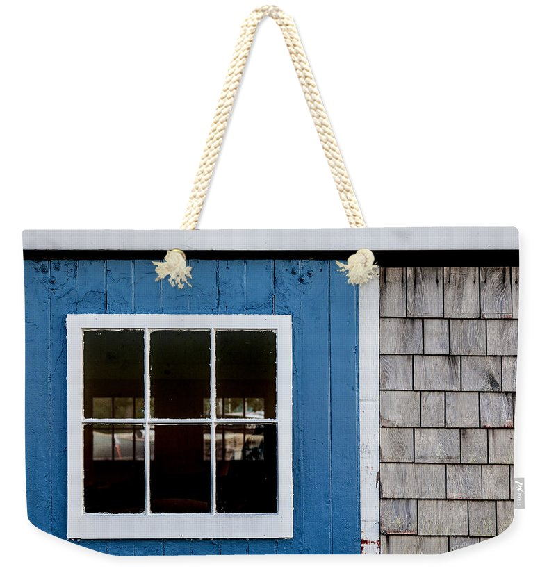 Old Clubhouse Door Composition - Weekender Tote Bag