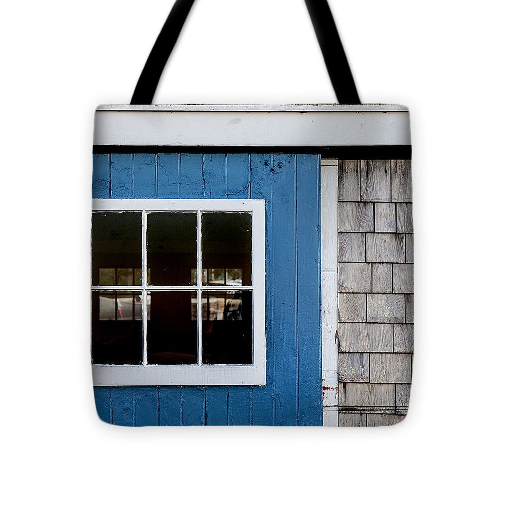 Old Clubhouse Door Composition - Tote Bag