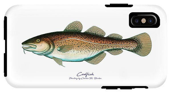 Codfish - Phone Case