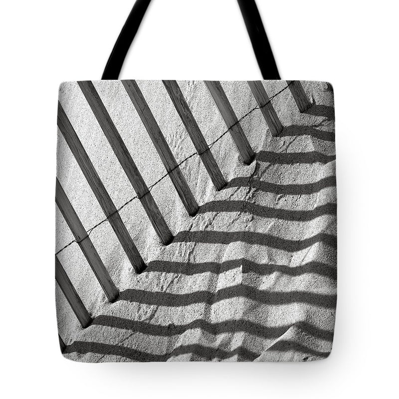 Dune Fence - Tote Bag