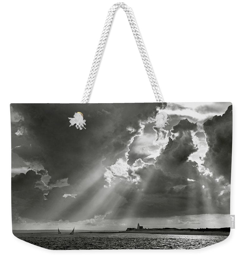 Barnstable Harbor Sail - Weekender Tote Bag