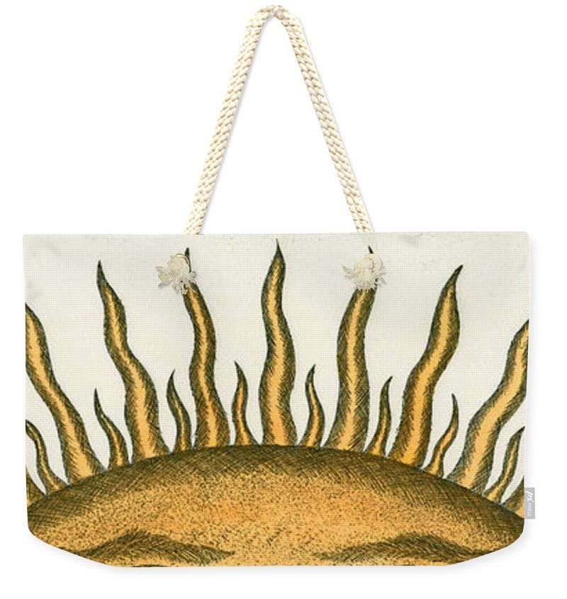 Here Comes The Sun - Weekender Tote Bag