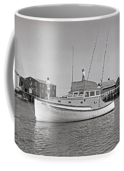Kandy Of Barnstable Harbor 1950's - Mug