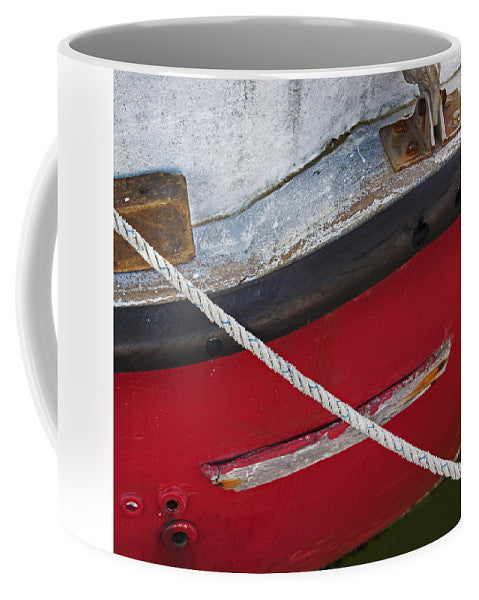 Marine Abstract - Mug