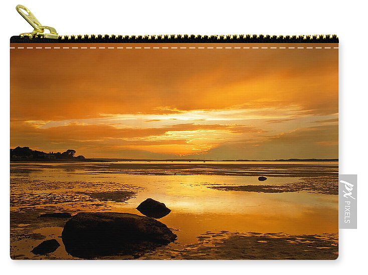 Millway Beach Sunset Barnstable - Carry-All Pouch