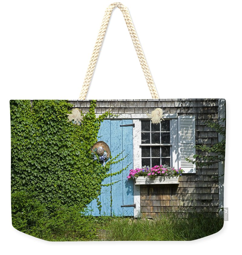 Millway Scene In Barnstable - Weekender Tote Bag