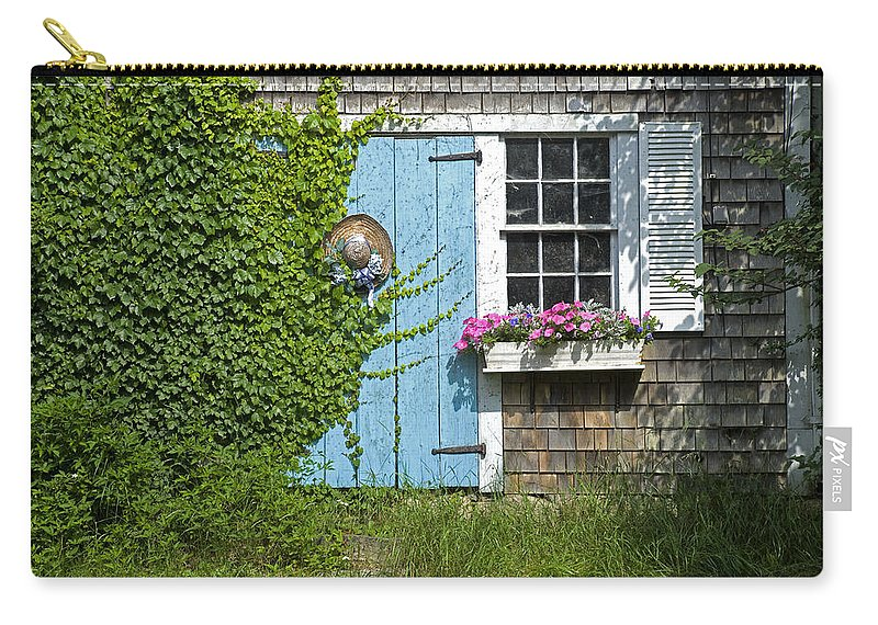 Millway Scene In Barnstable - Carry-All Pouch