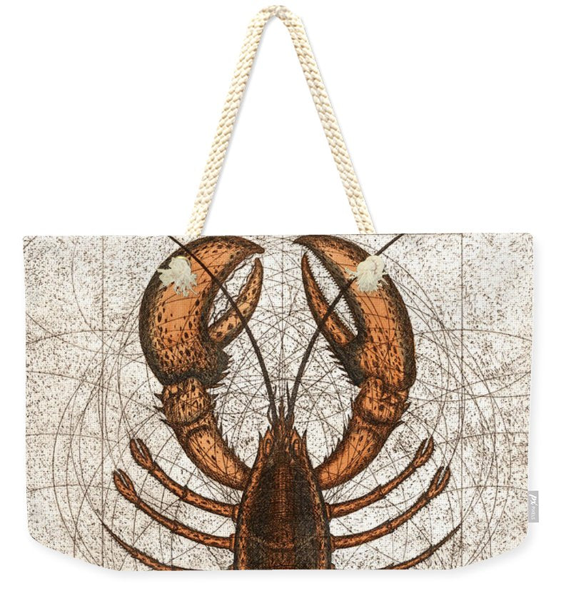 Northern Lobster - Weekender Tote Bag