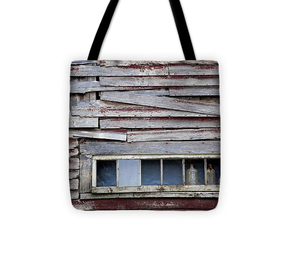 Old Bottles - Tote Bag