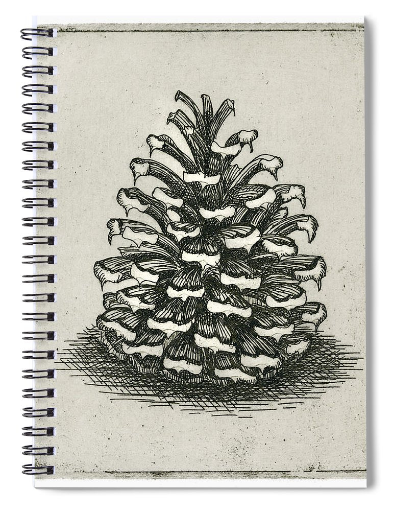 One Pinecone - Spiral Notebook