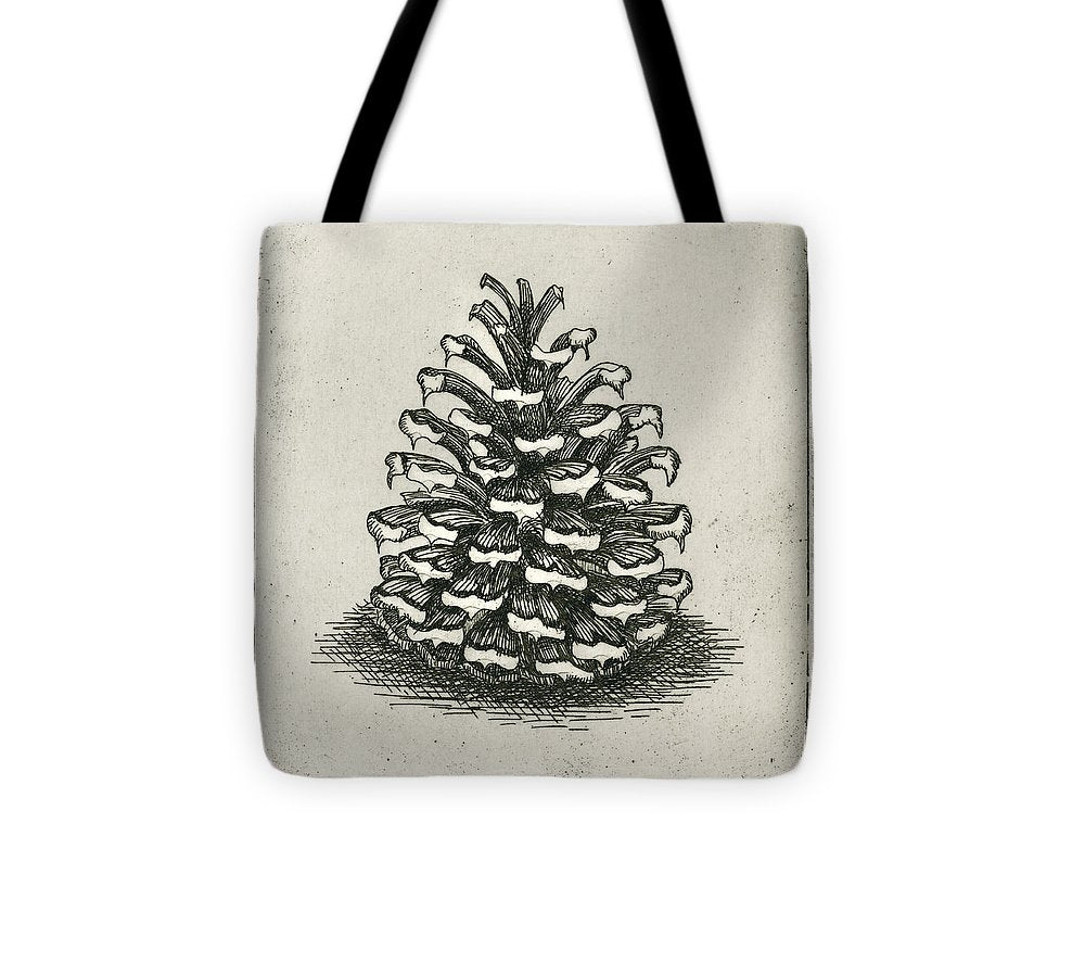 One Pinecone - Tote Bag
