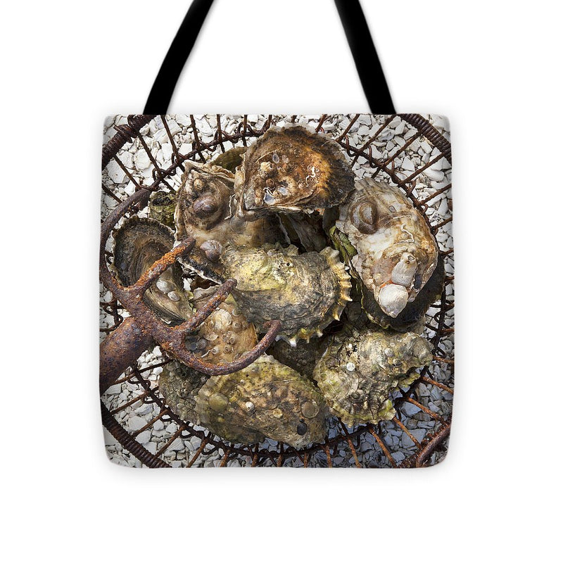 Oysters - Tote Bag