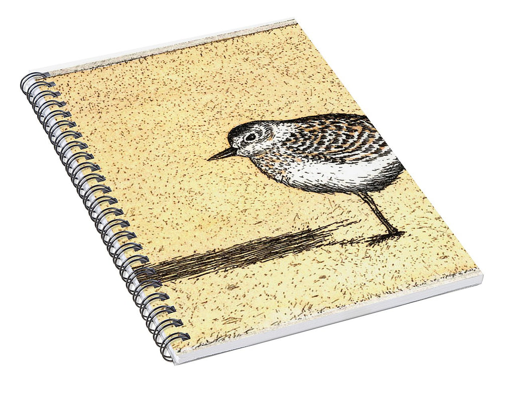 Peep - Spiral Notebook