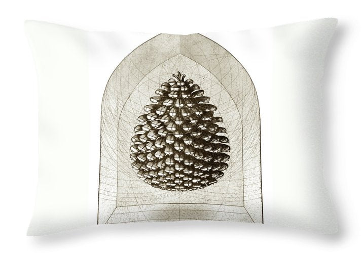 Pine Cone - Throw Pillow
