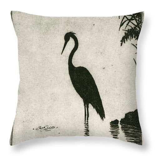 Reflecting - Throw Pillow