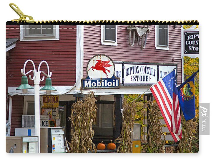 Ripton Country Store Vermont - Carry-All Pouch