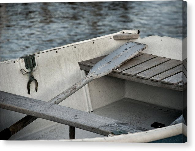 Rowboat - Canvas Print