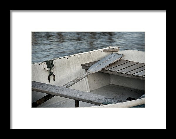 Rowboat - Framed Print