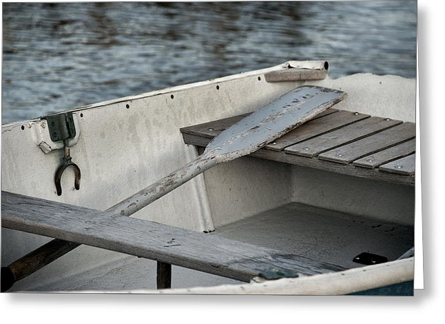 Rowboat - Greeting Card