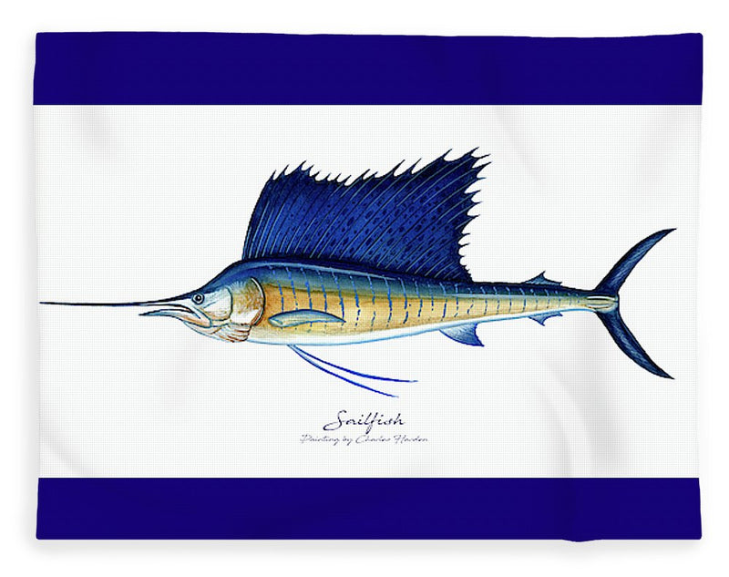 Sailfish - Blanket