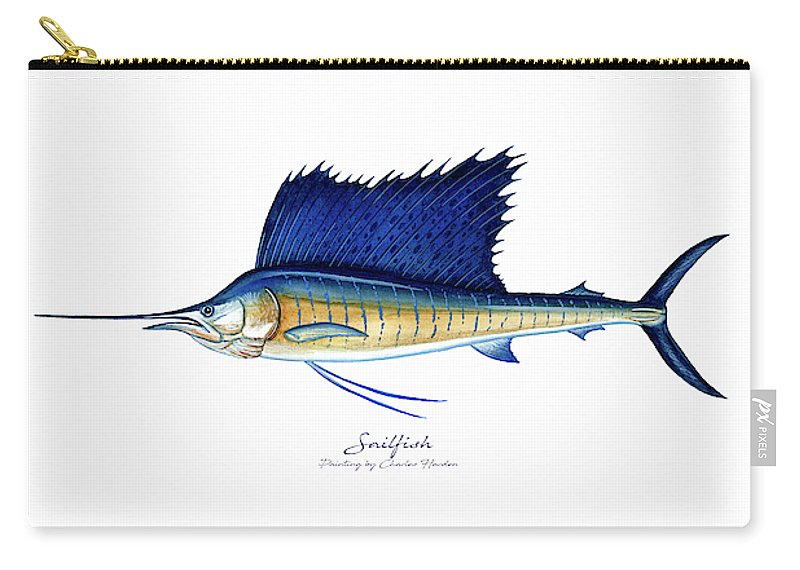 Sailfish - Carry-All Pouch