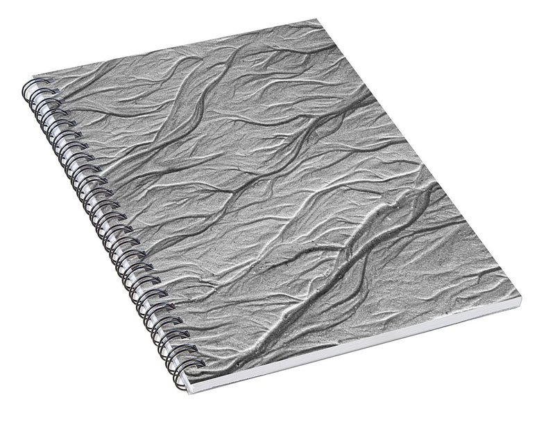 Sand Formations - Spiral Notebook