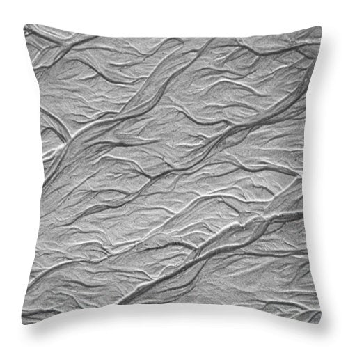 Sand Formations - Throw Pillow