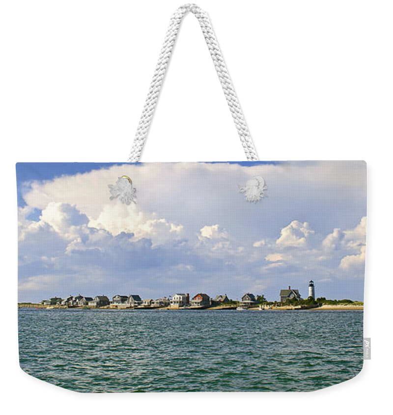 Sandy Neck Cottage Colony - Weekender Tote Bag