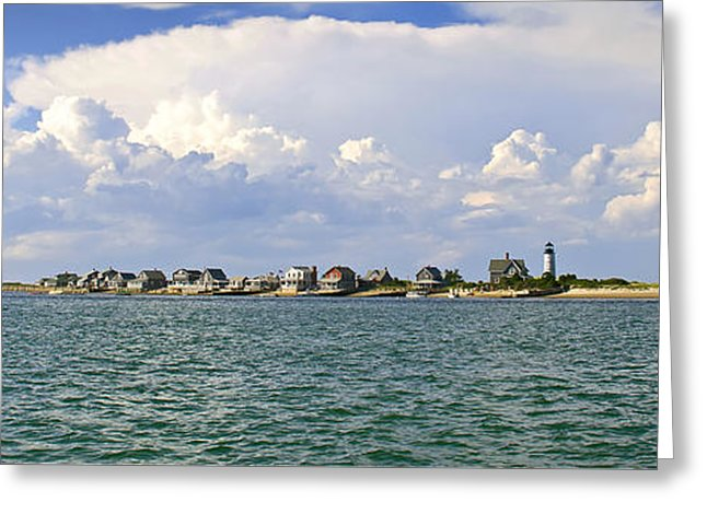 Sandy Neck Cottage Colony - Greeting Card