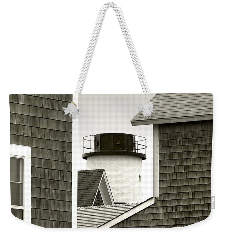 Sandy Neck Lighthouse - Weekender Tote Bag