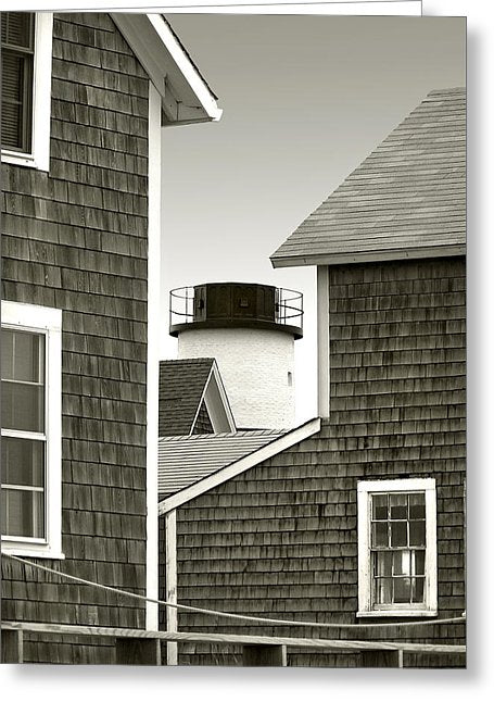 Sandy Neck Lighthouse - Greeting Card