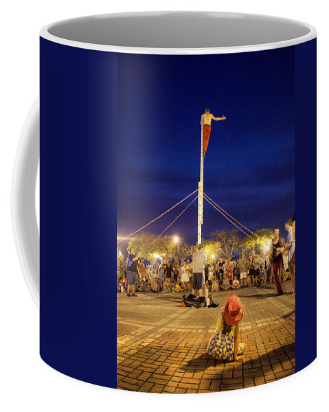 Street Performer Key West - Mug