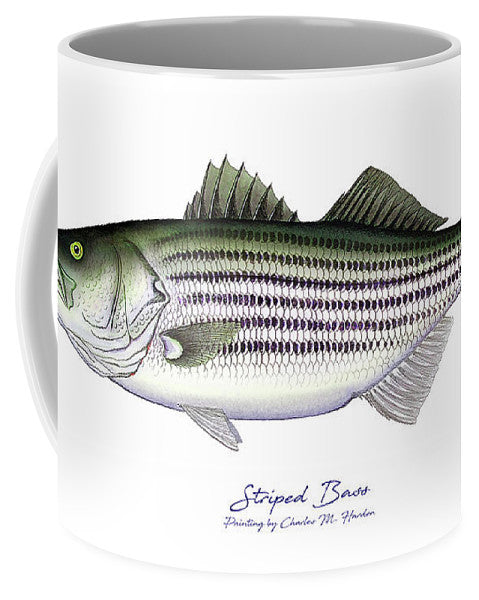 Striped Bass - Mug