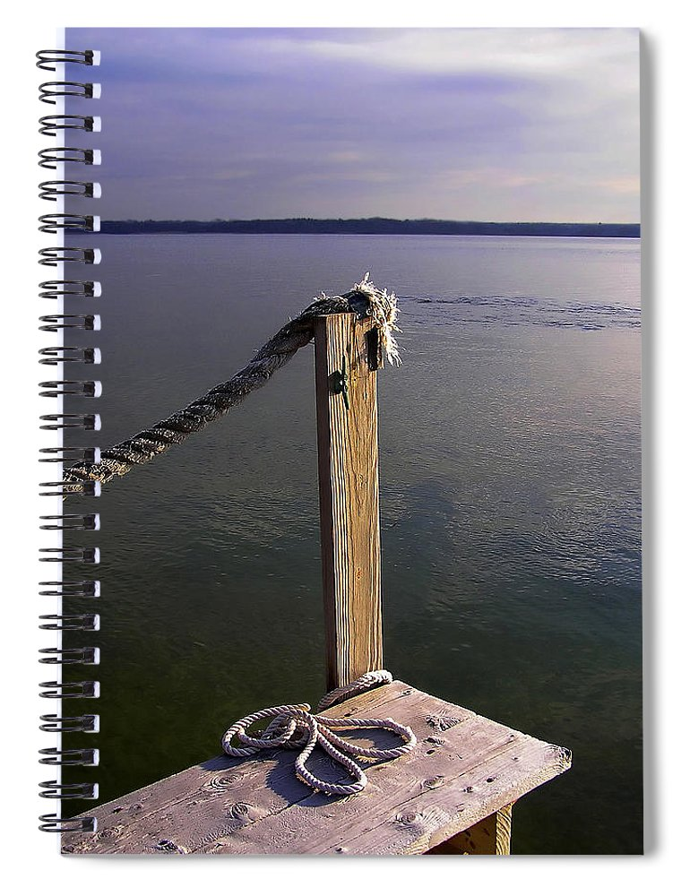 The Ropewalk - Spiral Notebook