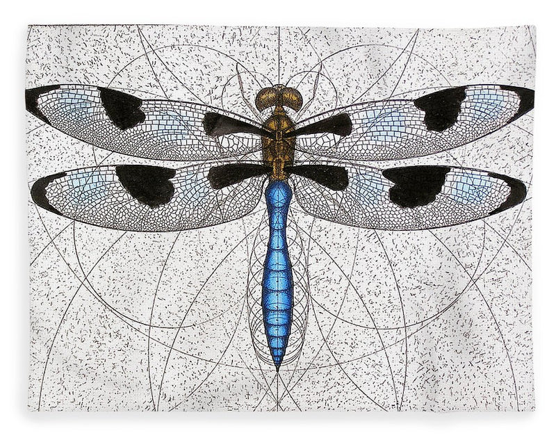 Twelve Spotted Skimmer - Blanket