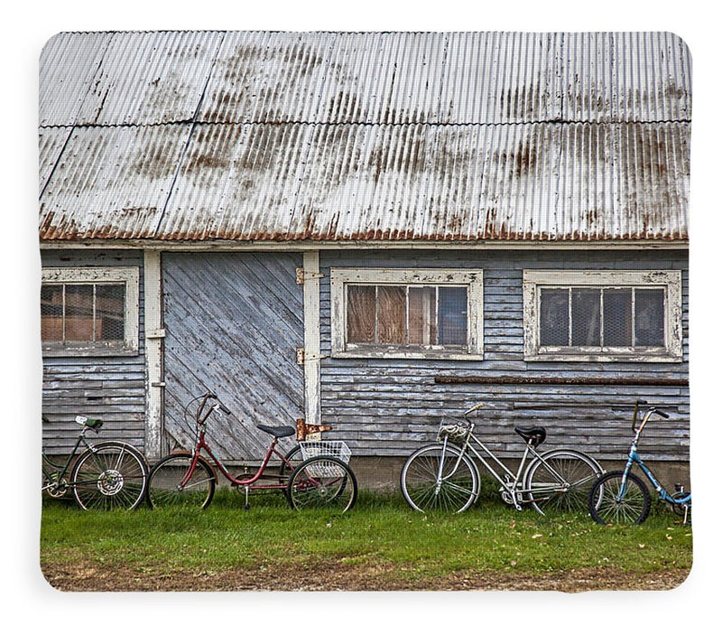 Vermont Bicycles - Blanket