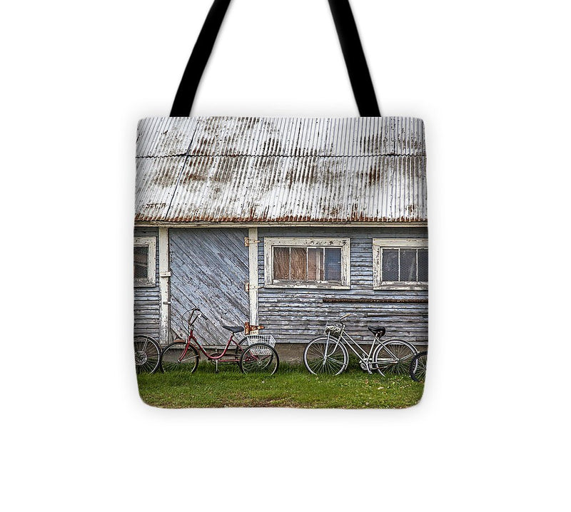 Vermont Bicycles - Tote Bag